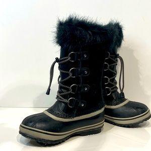 Sorel Joanne of arctic girls boots